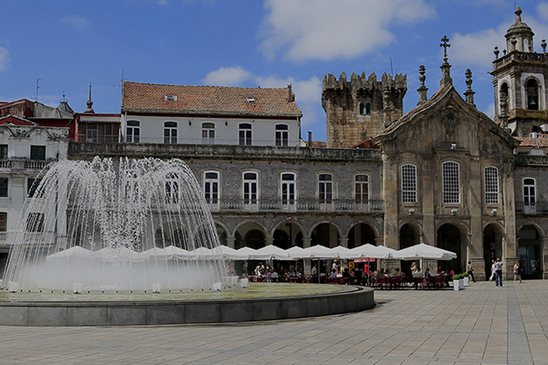 Praca da Republica Square